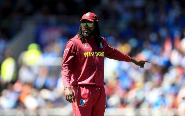 Chris Gayle will bow out of one day international cricket tomorrow - or will he? PICTURE: PA Wire.