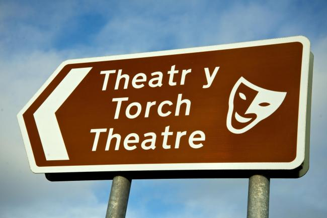 Torch Theatre, Milford Haven. PICTURE: Milford Mercury.