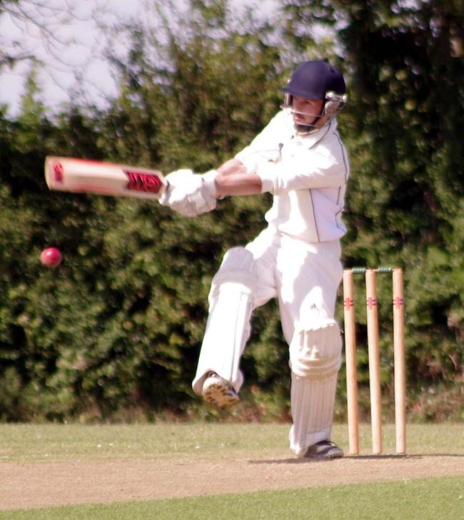 Ed John played well for Whitland at Burton. PICTURE: Western Telegraph.