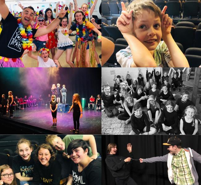 Torch Youth Theatre is about to start a new term of classes and are accepting new members.