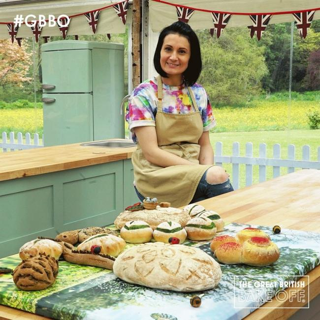 It's another Bake-Off challenge tonight (Tuesday) for Michelle.