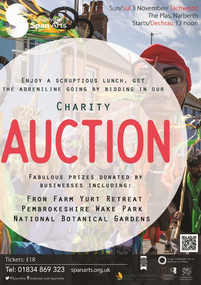 Span Arts Lunch and Charity Auction