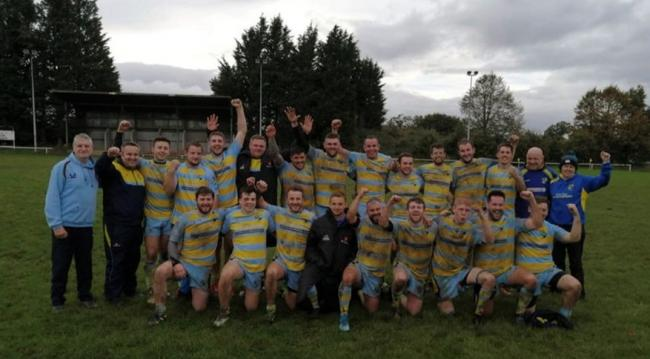 WRU BOWL: A last gasp Thomas drop goal takes Laugharne through in Wrexham