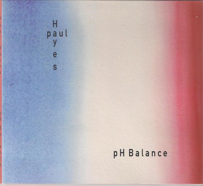 'ph Balance' by Paul Hayes