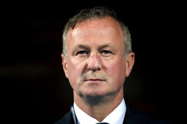 Northern Ireland Michael O'Neill urged fans to follow the government advice during the coronavirus crisis
