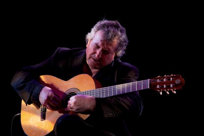 Flamenco jazz fusion PICTURE: Harry Dutton