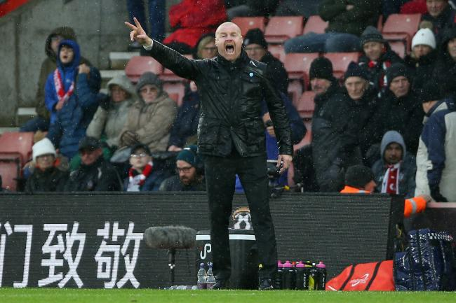 Sean Dyche has guided Burnley to a four-match unbeaten run in the Premier League after a previous sequence of seven defeats in nine league games