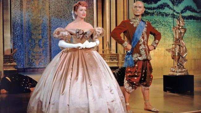 Classic musical in 'The King and I'