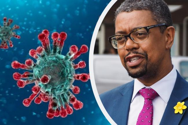 Wales' health minister Vaughan Gething has announced plans to introduce a smart test to identify if people have had coronavirus
