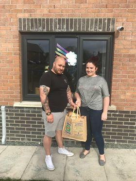 Shane and Marie Marshall have set up Fishguard and Goodwick Food Support.