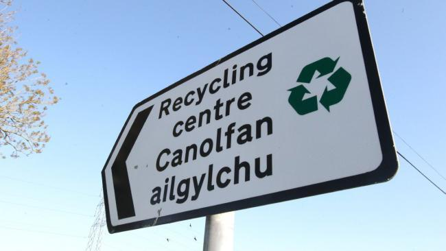 Pembrokeshire County Council's six household waste and recycling centres re-open next Tuesday.