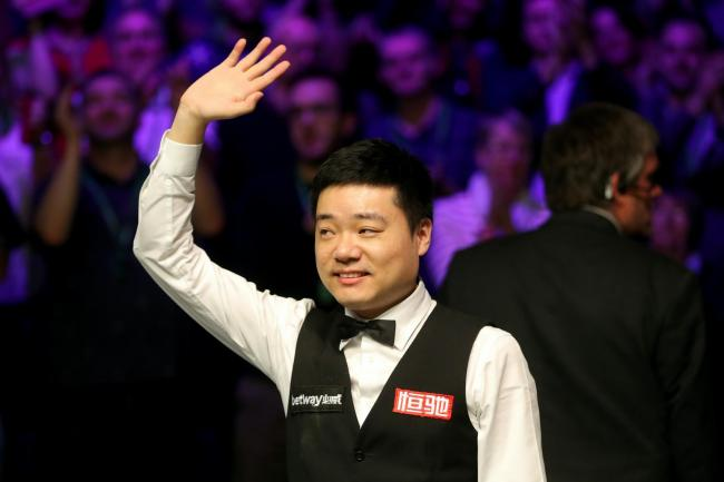 Betway UK Championship – Day Twelve – York Barbican