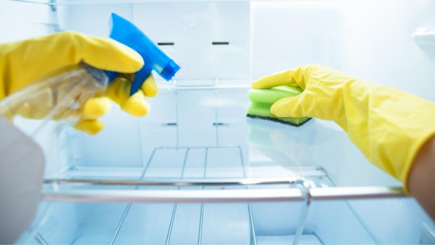 Milford Mercury: It's recommended to deep clean your fridge once a month. Credit: Getty Images / Andrey Popov