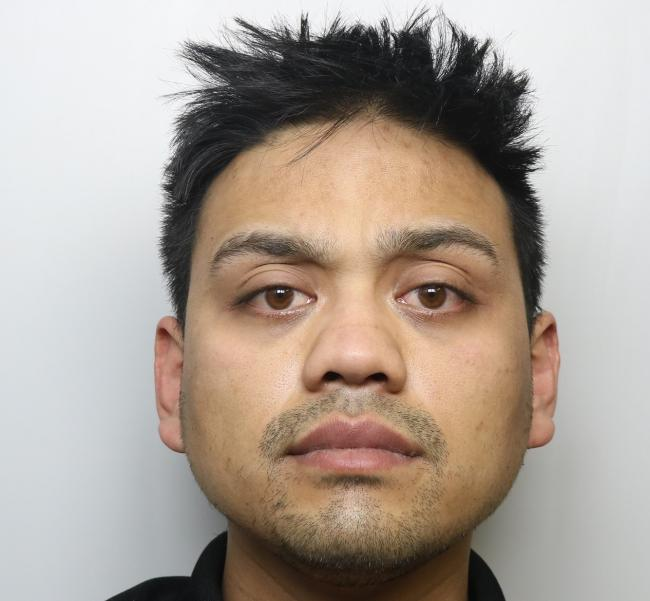 Nabil Ali Syed. Picture: Dyfed-Powys Police