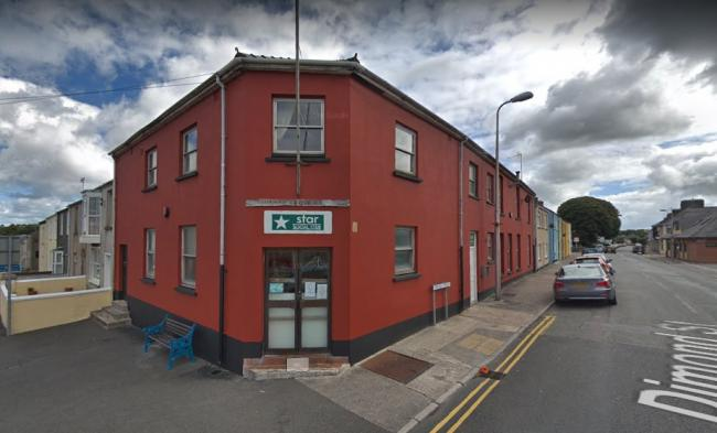 Star social club in Pembroke Dock. Picture: Google Street View