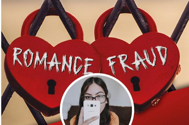 Romance fraud victims each lose an average of £10,000