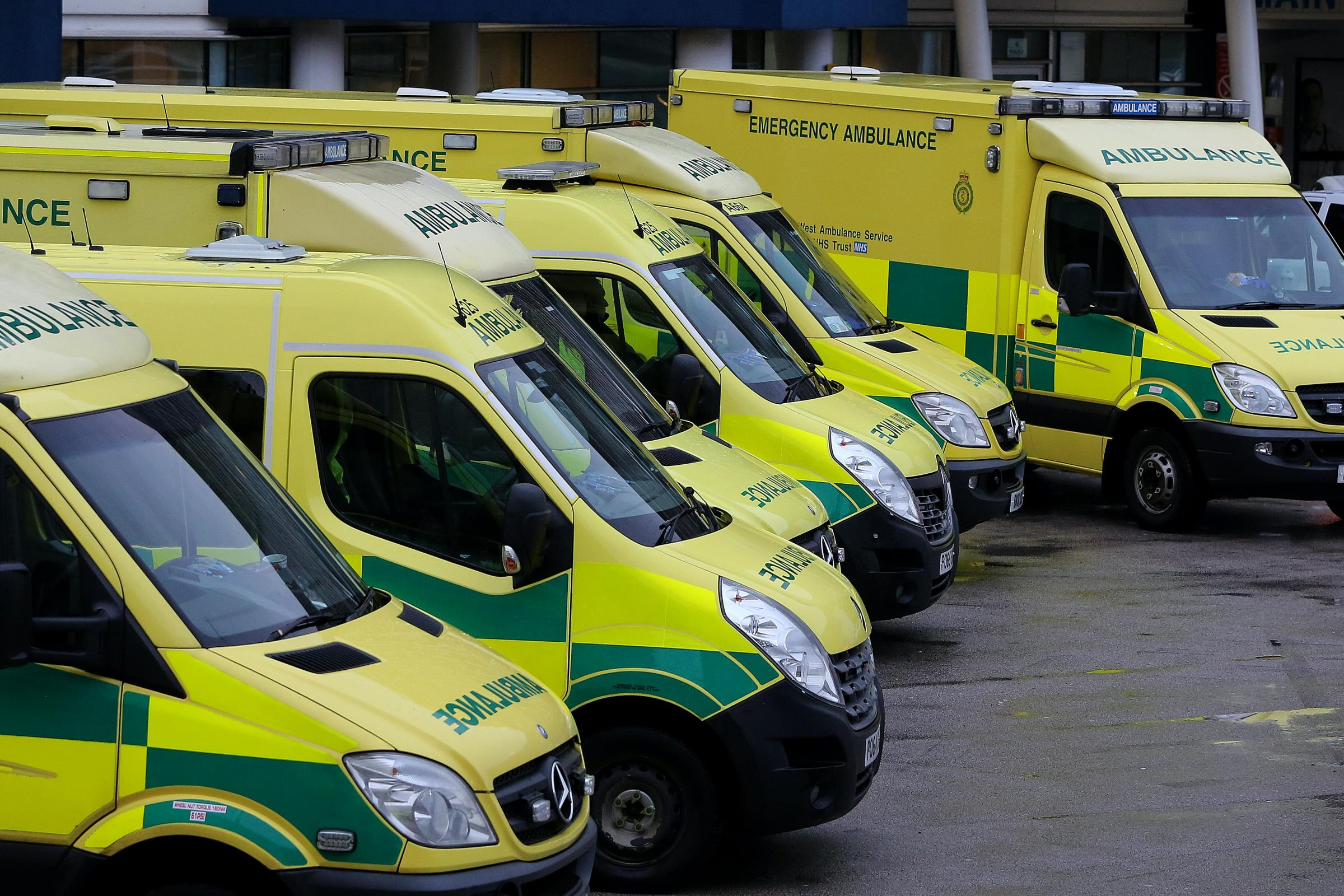 North West Ambulance Service Declares Major Incident Milford Mercury A voicy / sound effect of 'call an ambulance! milford mercury