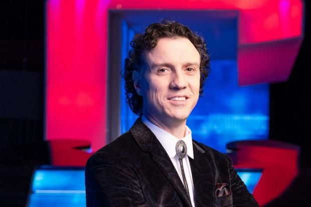 Milford Mercury: The new Chaser, Darragh 'The Menace' Ennis. Picture: ITV
