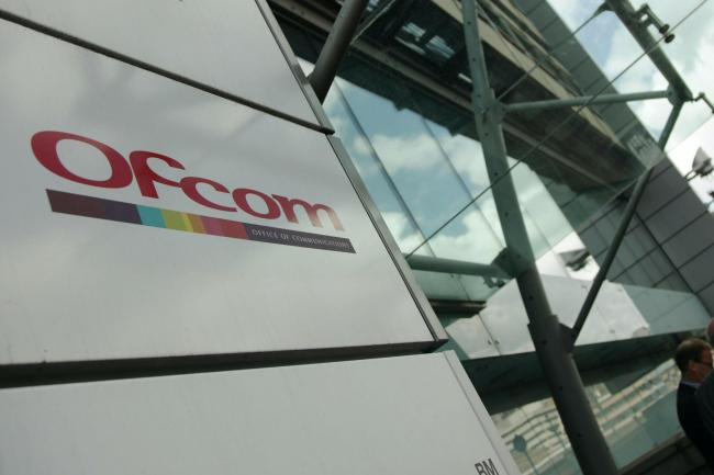 The offices of Ofcom