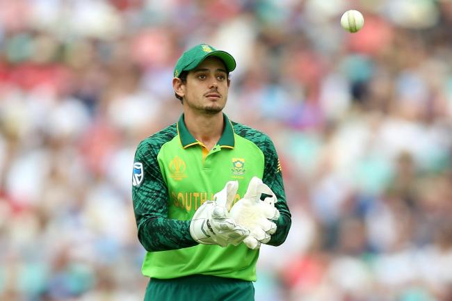 South Africa skipper Quinton de Kock is ready for an in-form Ben Stokes.