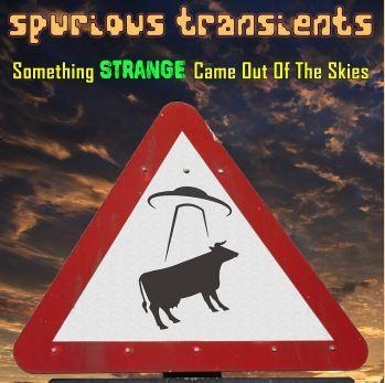 Something Strange Came Out Of The Skies, is a documentary-style concept album with music