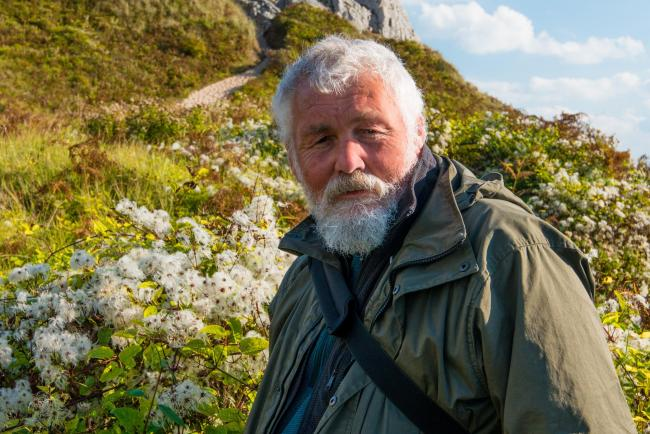 Mike Alexander has been appointed as the new chair of the The Wildlife Trust of South and West Wales
