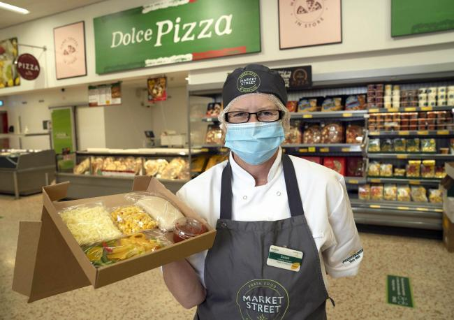 Morrisons is giving away 60,000 free pizza-making kits this half term. (Morrisons)