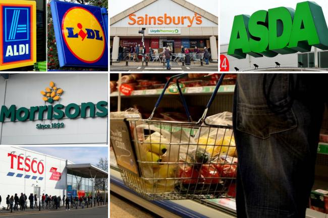 Aldi named cheapest UK supermarket - how do Lidl, Asda and Tesco compare? (PA/Canva)