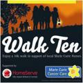 Milford Mercury: Marie Curie Walk Ten
