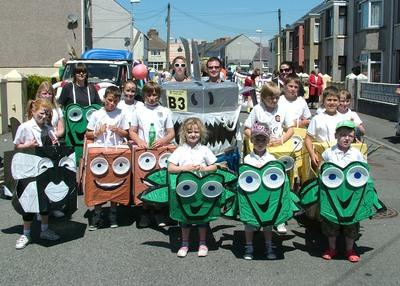 Milford Haven Carnival, July 2, 2011