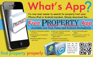 Properties in your pocket, homes in your handbag