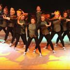 Unison Dance Group took two gold and one silver medals at the Welsh Streetdance Federation World Qualifiers.