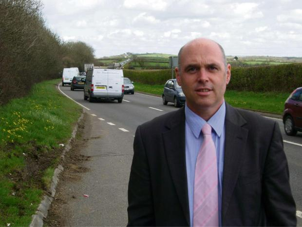 Milford Mercury: Paul Davies AM condemns plans to remove 24 hour paediatric care