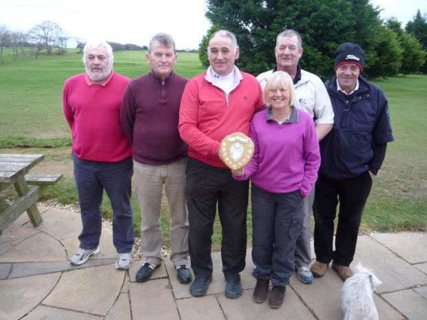 MONTHLY STABLEFORD: Winners and Consistency Shield Winner. (2828604)