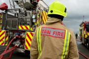 Milford Haven woman admits setting her own flat on fire