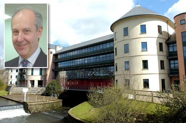 Milford Mercury: Police speak with Crown Prosecution Service about unlawful payments to Pembrokeshire County Council chief Bryn Parry-Jones
