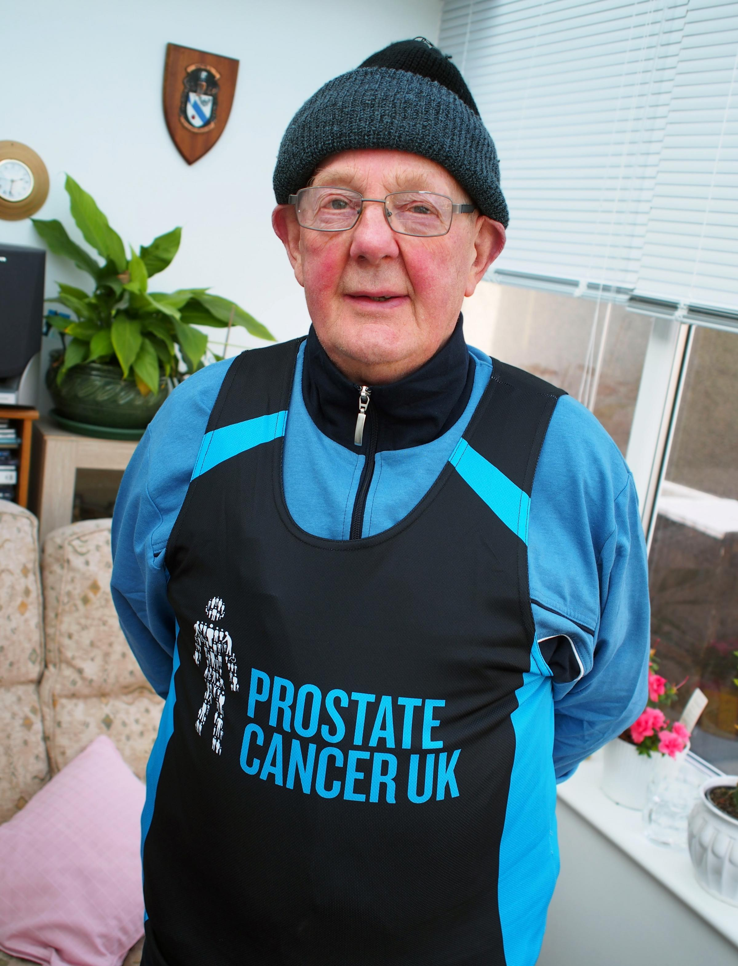 Age is no barrier for running reverend