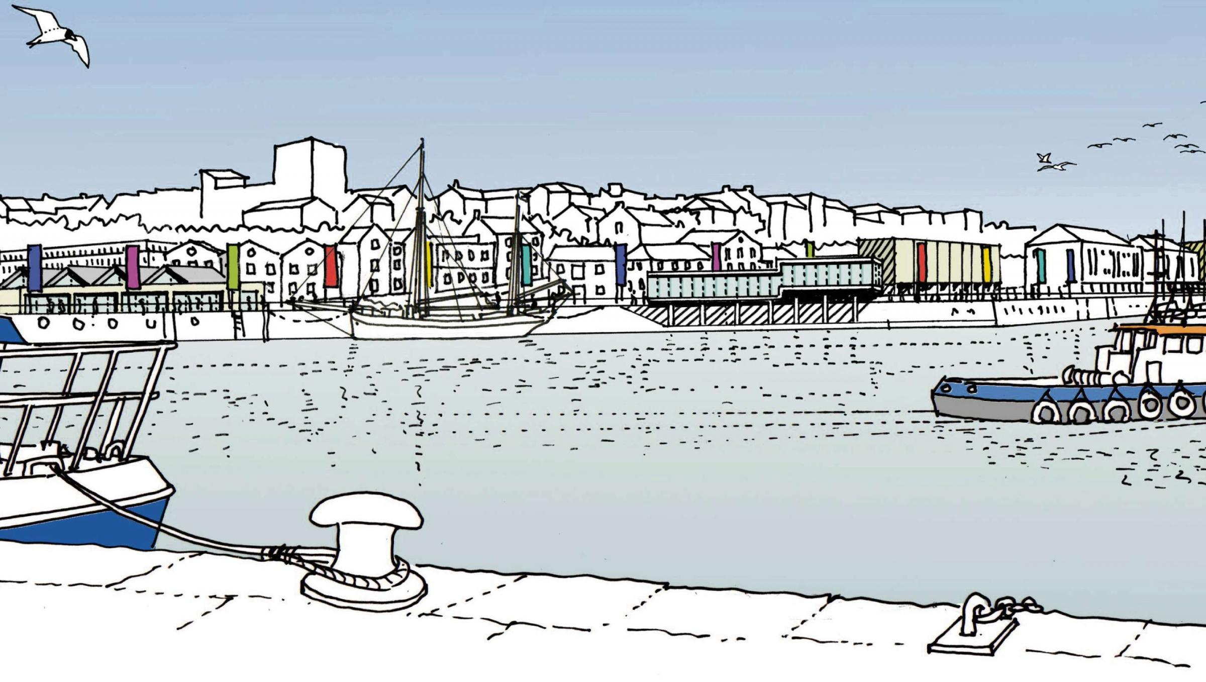 Milford Haven's 'master plan' is unveiled