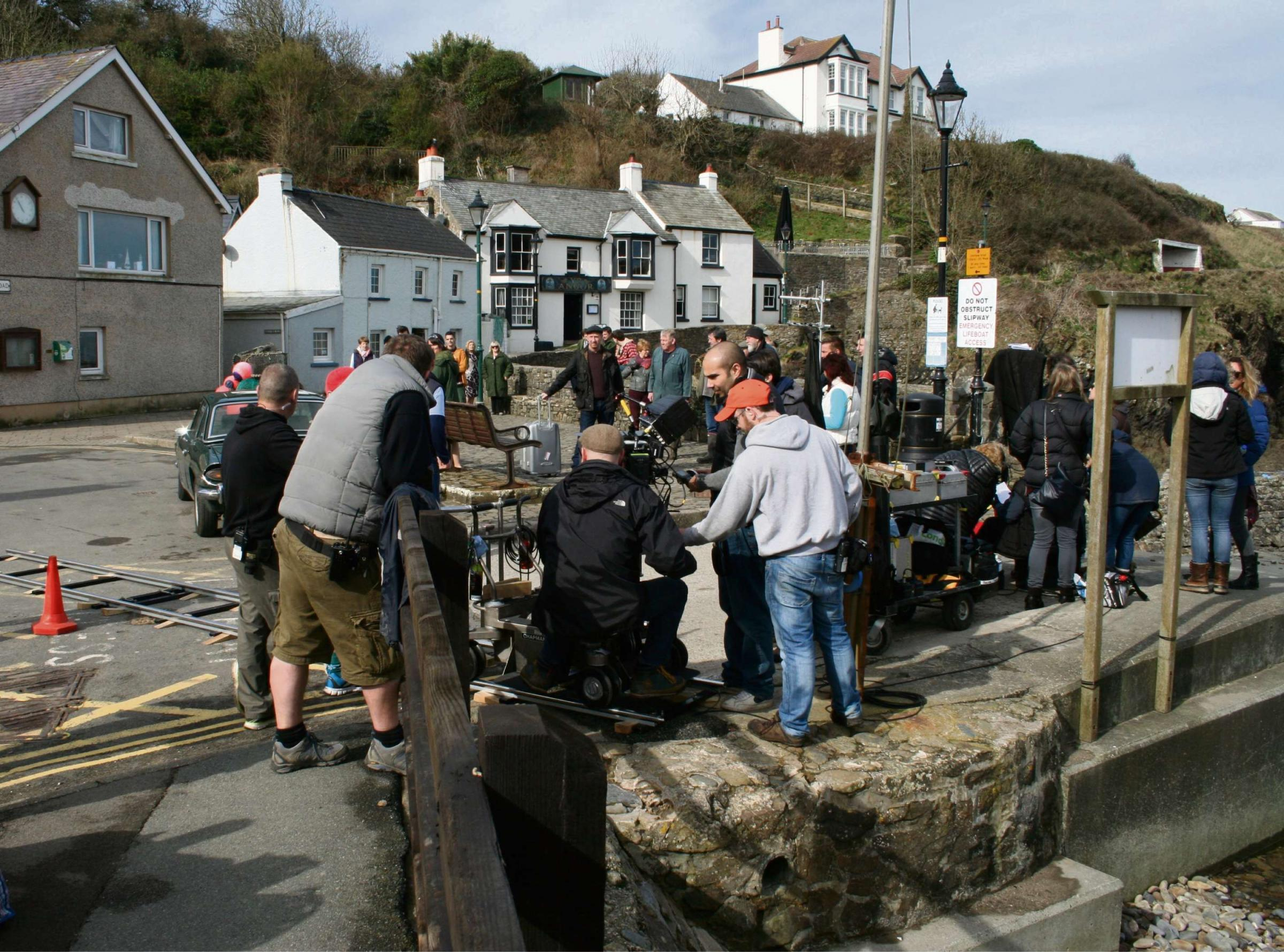 Little Haven is star of new S4C show