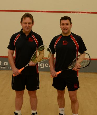 WALES CALL-UP:  Chris Barker and Nick Dyer. (6047187)