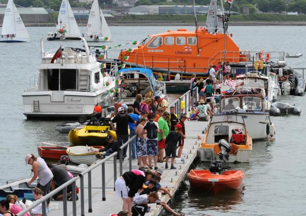 FAMILY FUN DAY: Hazelbeach Regatta takes place this Sunday. PICTURE: Pembrokeshire Photography. (6823423)