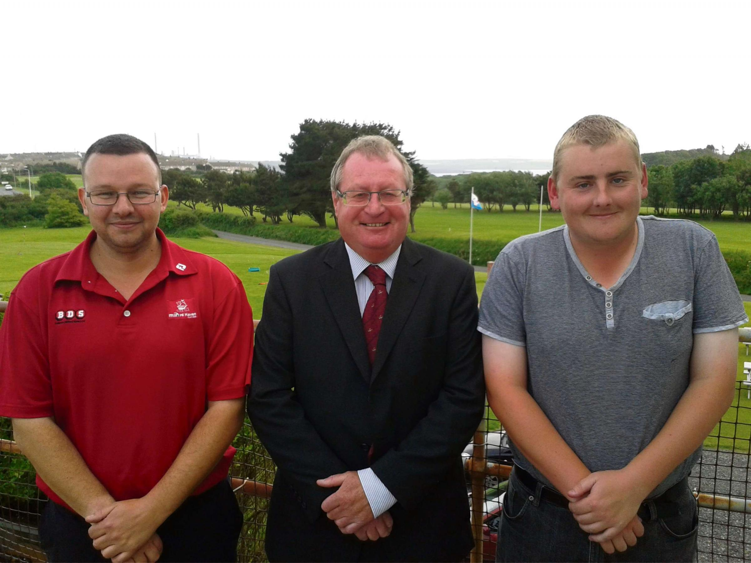 Sensational Scott wins stableford