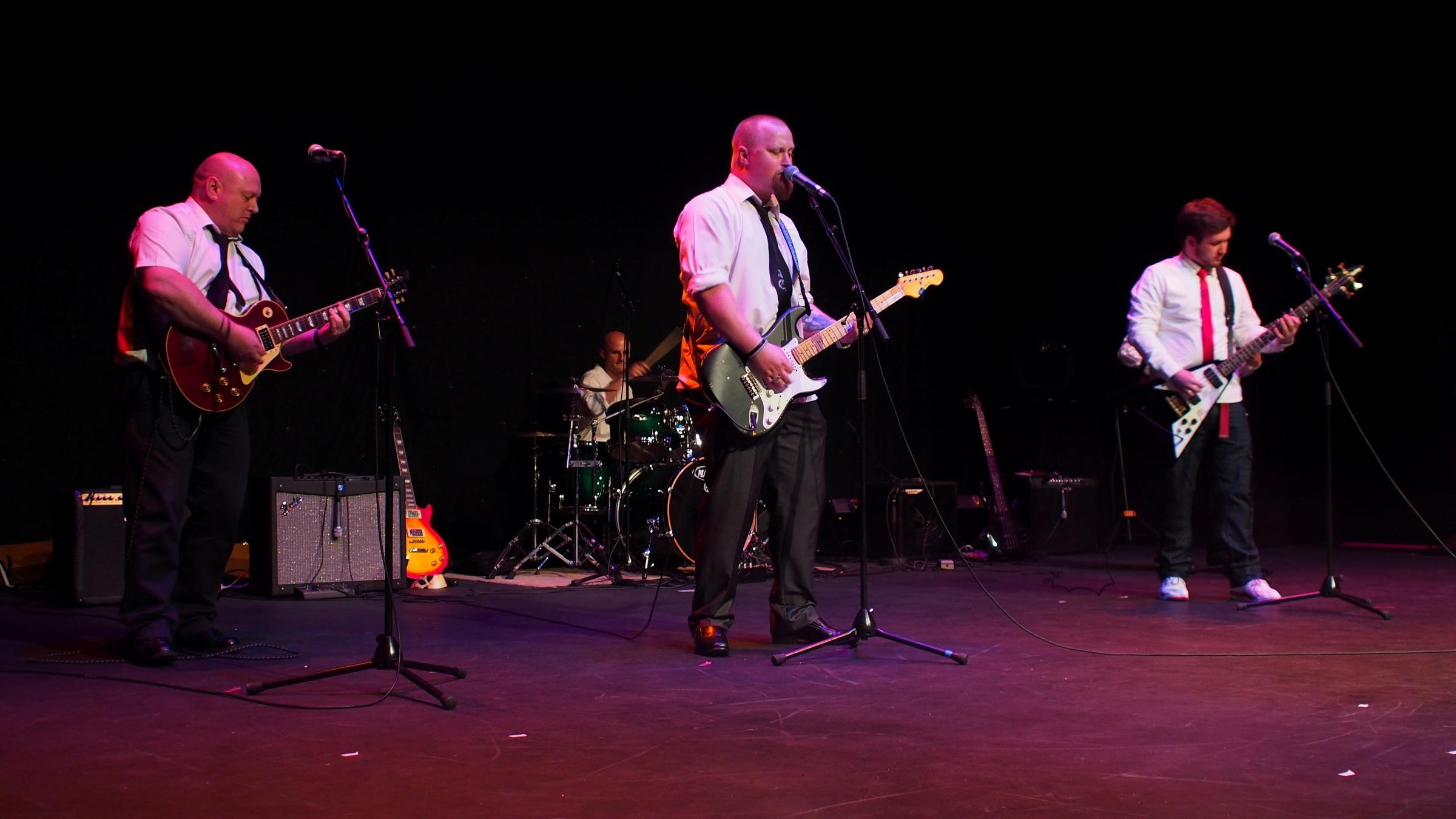Best friends' charity talent show packs out Torch Theatre