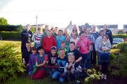 COMMUNITY SPIRIT: The centre is home to youth groups (pictured), art classes and a playgroup.
