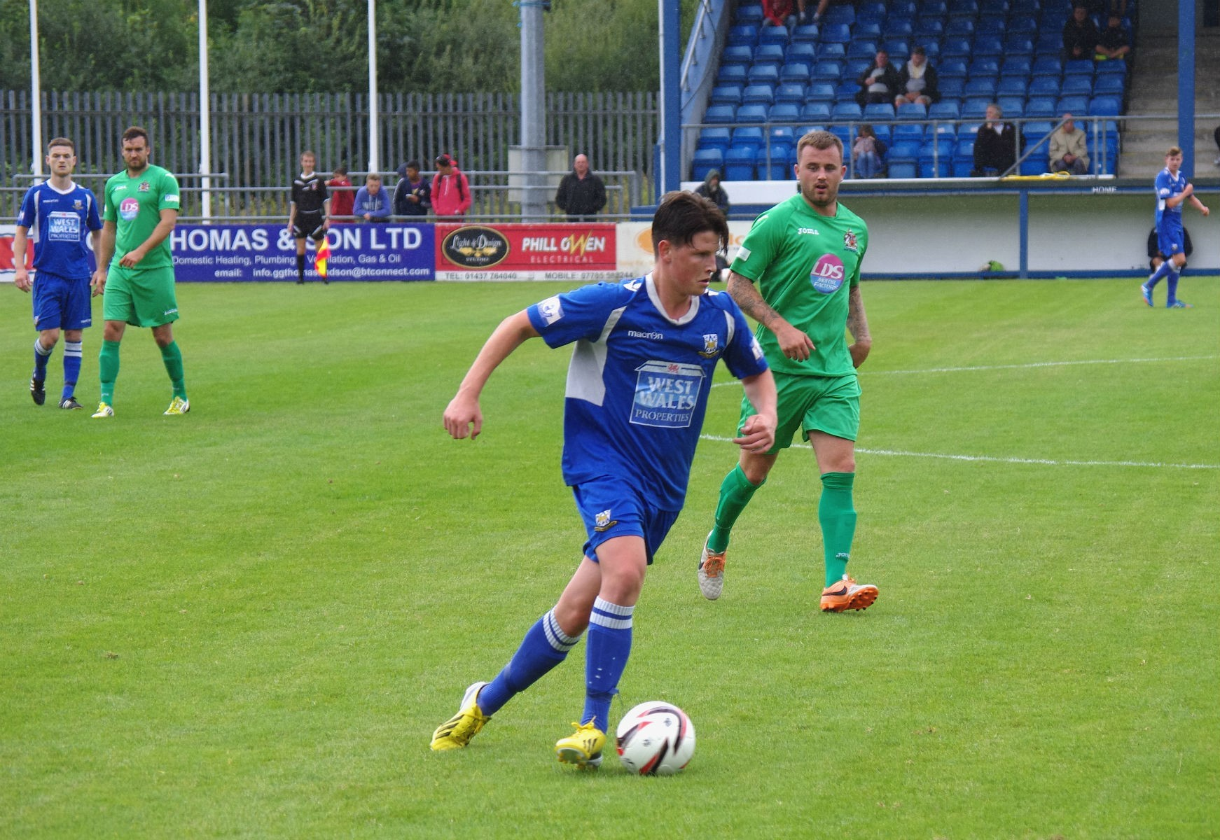 Bluebirds too hot for Barry