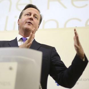 David Cameron will tell business leaders that the UK is 'one of the oldest and most successful single markets in the worl