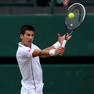 Novak Djokovic is into the quarter-finals of the US Open