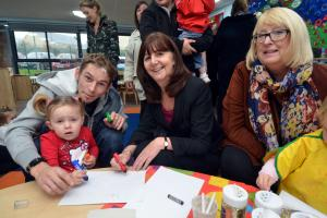 Giving kids a Flying Start in Milford Haven