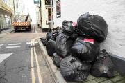 Bin collection changes over Christmas