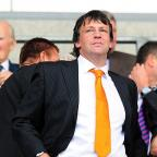 Milford Mercury: Blackpool chairman Karl Oyston is alleged to have been involved in a text row with a supporter